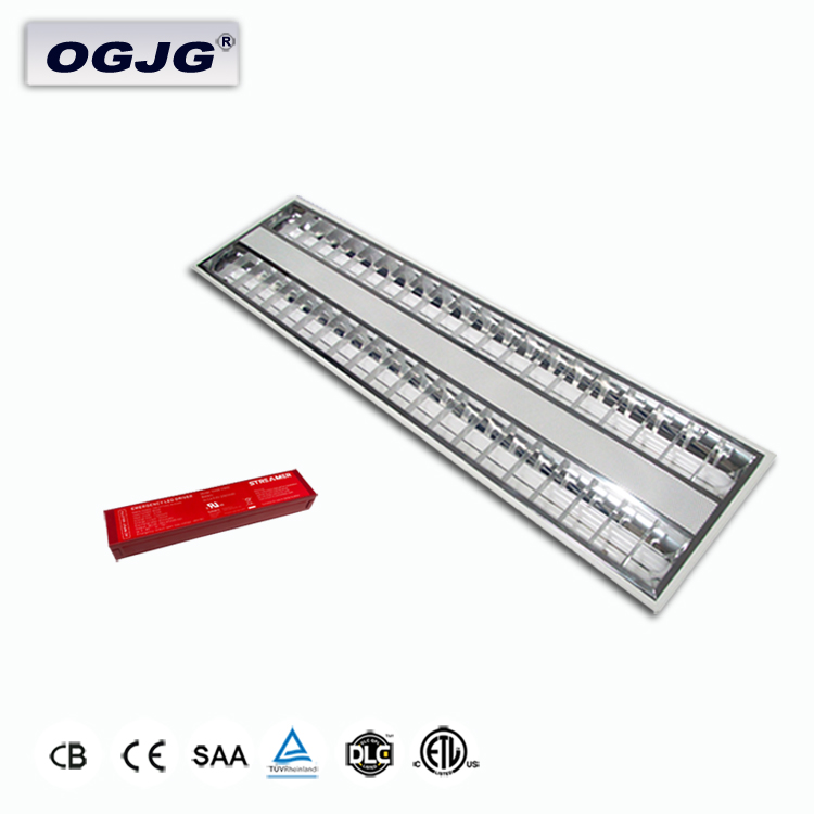 4ft 60w led recessed
