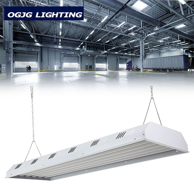 130lm/w  160w 180wLED Linear High Bay Commercial L