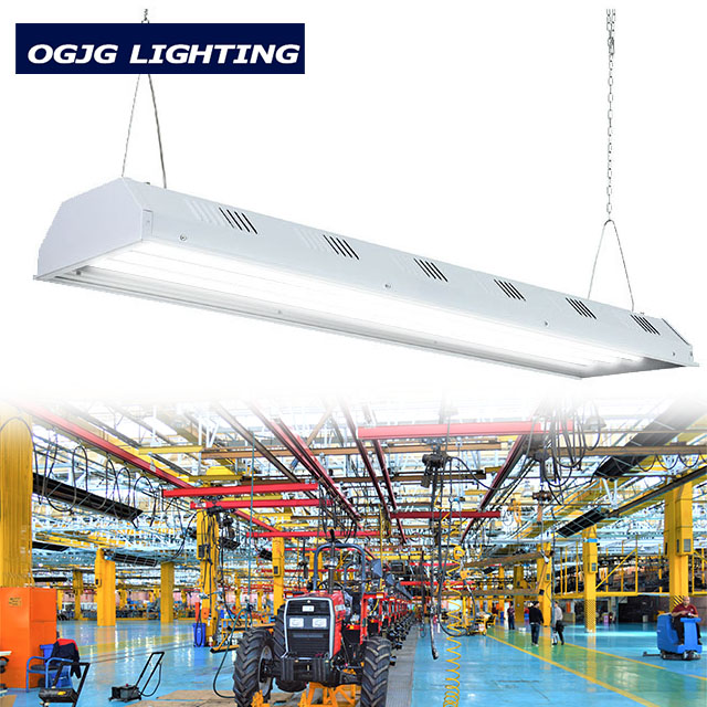 High Bay 6 Lamp T5 T8 Fluorescent Light Fixture