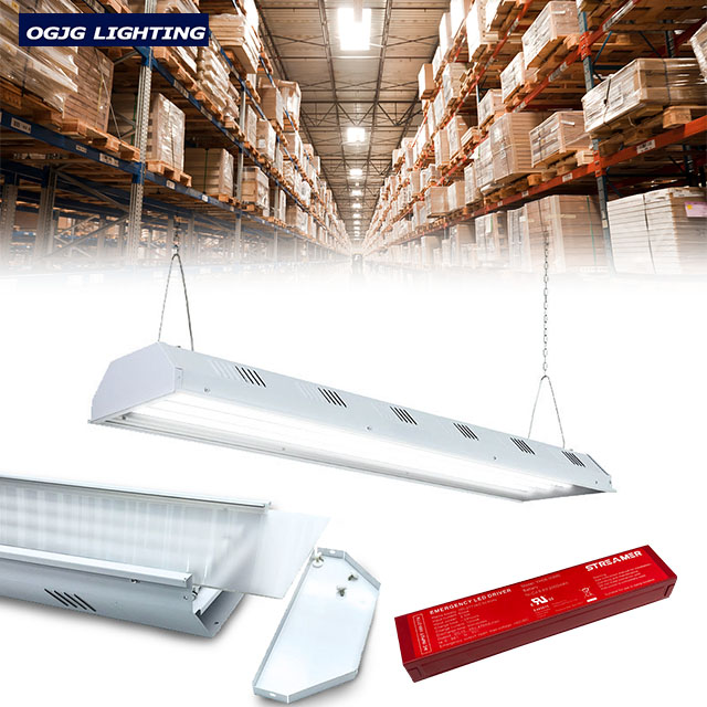 Etl Dlc Listed Steel Housing led high bay light
