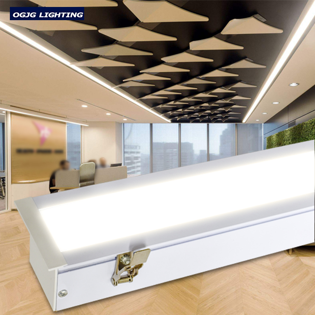 4ft 20W LED recessed light